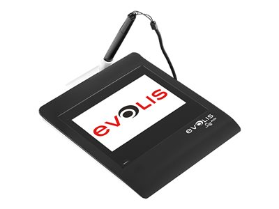 Evolis Sig Activ Signature terminal w/ LCD display 2.5 x 4.3 in electromagnetic wired -