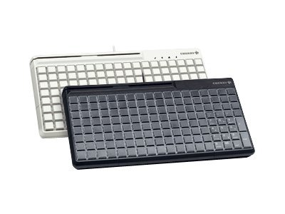 CHERRY Advanced Performance Line SPOS G86-63410 Rows and Columns - keyboard - US - light gray