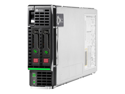 HPE ProLiant BL460c Gen8 Server blade 2-way no CPU RAM 0 GB SATA/SAS