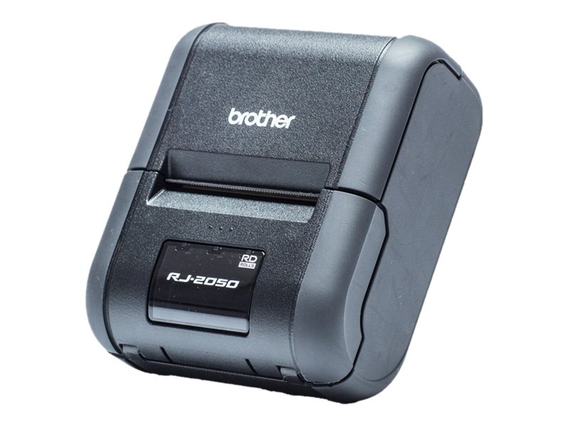 Brother RuggedJet RJ-2050 - label printer - monochrome - direct thermal