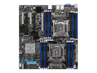 ASUS Z10PE-D16/10G-2T - Motherboard - SSI EEB - LGA2011-v3 Socket - 2 CPUs supported - C612 - USB 3.0 - 2 x 10 Gigabit LAN - onboard graphics