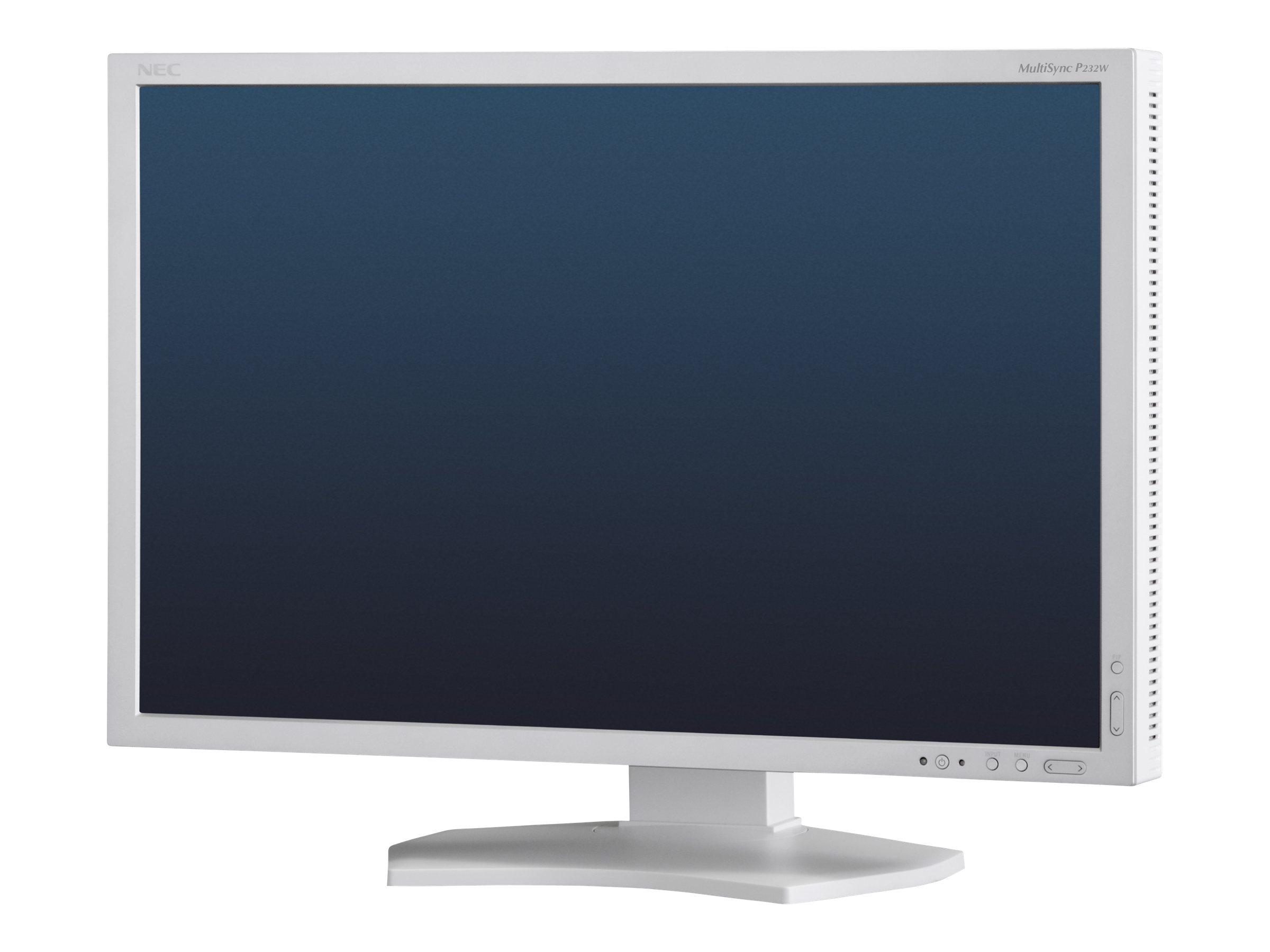 NEC MultiSync P232W - LED-Monitor - 58.4 cm (23