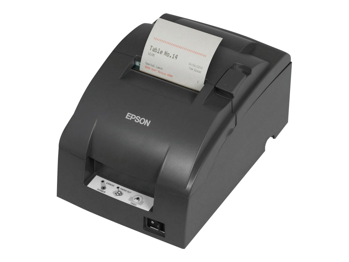 Epson OmniLink TM-U220-i VGA Intelligent Printer - receipt printer - B/W - dot-matrix