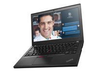 Lenovo ThinkPad X260 20F6 - Ultrabook - Core i7 6600U / 2.6 GHz - Win 7 Pro 64 bits (comprend Licence Windows 10 Pro 64 bits) - 8 Go RAM - 256 Go SSD TCG Opal Encryption 2 - 12.5