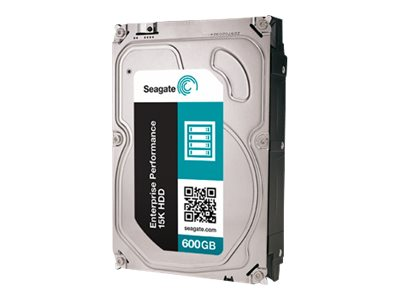 Seagate Enterprise Performance 15K HDD ST600MX0072 - hard drive - 600 GB - SAS 12Gb/s -