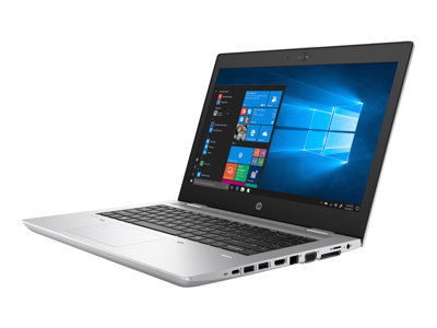 HP ProBook 14' I7-8550U 8GB 256GB Intel UHD Graphics 620 Windows 10 Pro 64-bit