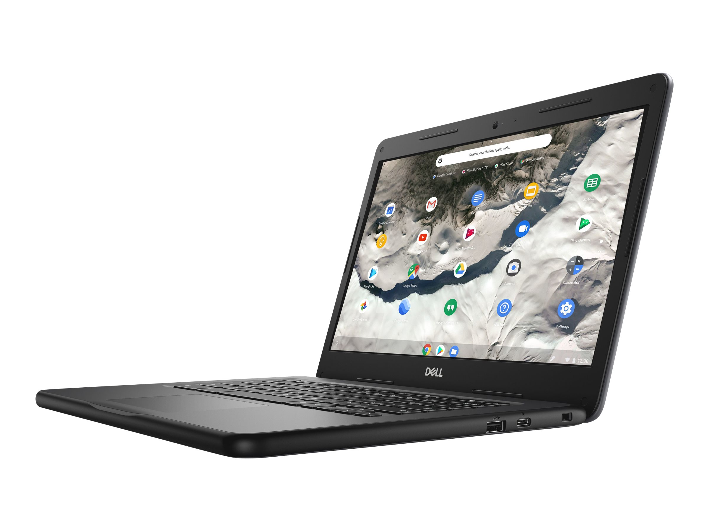 "Dell Chromebook 3400 - 14"" - Celeron N4000 - 4 GB RAM - 64 GB eMMC"
