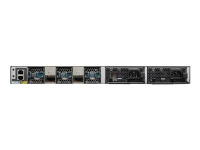 Cisco Catalyst 3650-48PS-S - switch - 48 ports - managed - rack-mountable