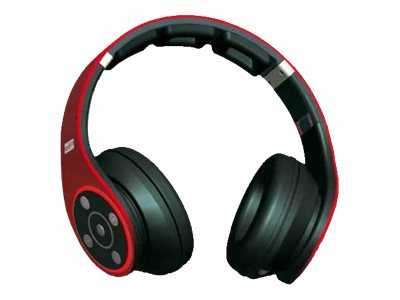 Ultron boomer shift Pro - Headset - Full-Size - Bluetooth - kabellos