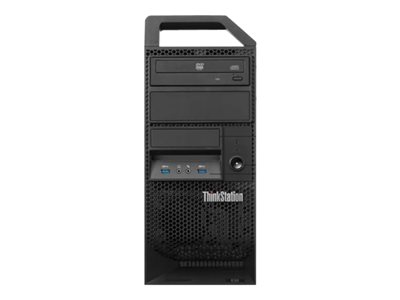 Lenovo ThinkStation E32 30A1 - Tower - 1 x Core i7 4770 / 3.4 GHz - RAM 8 GB - HDD 1 TB - DVD-Writer - Quadro K2000 / HD Graphics 4600 - GigE - Win 7 Pro 64-bit (includes Win 8 Pro 64-bit License) - monitor: none - TopSeller