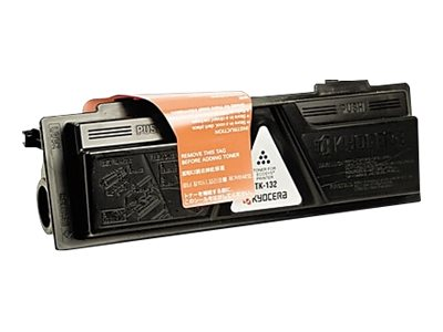 Kyocera TK 132 - black - original - toner cartridge