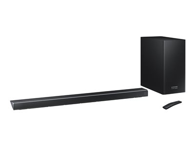Samsung HW-Q70R Sound bar system for home theater 3.1.2-channel wireless Bluetooth