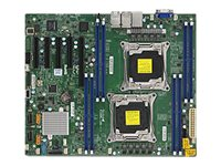SUPERMICRO X10DRL-LN4 - Motherboard