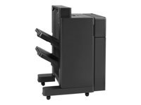 Picture of HP Stapler/Stacker with 2/4 hole punch - finisher with stacker/stapler - 500 sheets (A2W82A#B19)