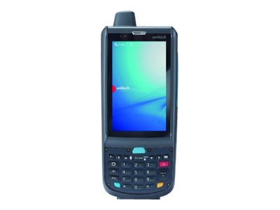 """Unitech Rugged Mobile Computer PA692A - data collection terminal - Android 4.3 (Jelly Bean) - 8 GB - 3.8"""" - 3G"""