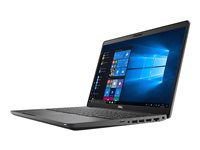 "Dell Latitude 5500 - Core i5 8365U / 1.6 GHz - Win 10 Pro 64 bits - 16 Go RAM - 512 Go SSD NVMe - 15.6"" 1920 x 1080 (Full HD) - UHD Graphics 620 - Wi-Fi, Bluetooth - noir - BTS"