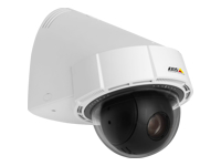 AXIS P5415-E PTZ Dome Network Camera 50 Hz - Network surveillance camera - PTZ - outdoor - vandal / waterproof - colour (Day&Night) - 1920 x 1080 - audio - LAN 10/100 - MJPEG, H.264 - DC 24 V / PoE Plus