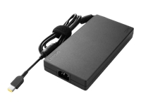 Lenovo - Power adapter - AC 100-240 V - 230 Watt - for ThinkPad L570; P1; P1 (2nd Gen); P51; P52; P53; P72; T25; X1 Extreme; X1 Extreme (2nd Gen)