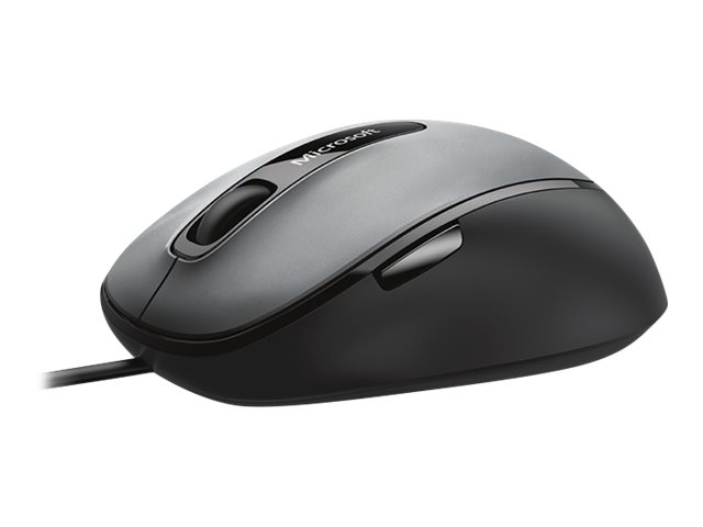 Microsoft Comfort Mouse 4500 - mouse - USB - lochness gray