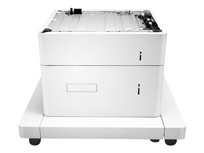 HP Paper Feeder and Stand Printer base with media feeder 2550 sheets in 2 tray(s)