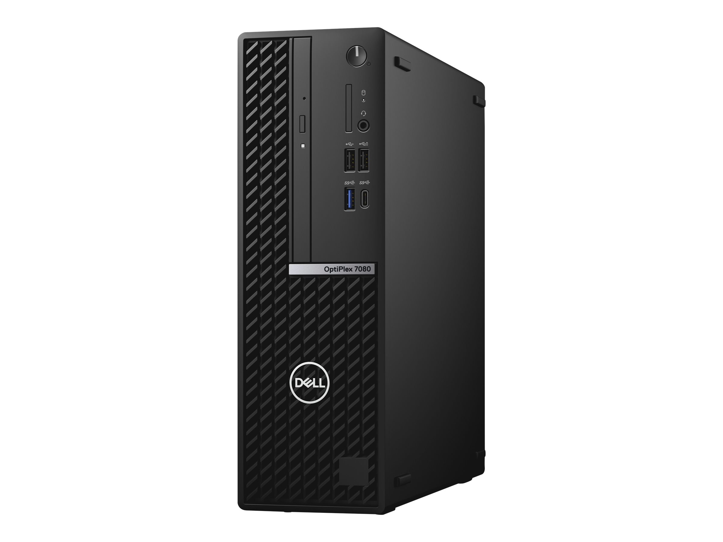 Dell OptiPlex 7080 - micro - Core i5 10500T 2.3 GHz - 16 GB - SSD 256 GB
