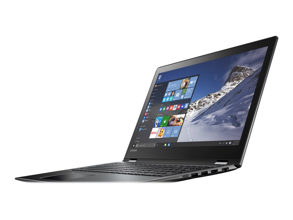 "Lenovo Flex 4 1570 - 15.6"" - Core i5 6200U - 8 GB RAM - 1 TB HDD - US"