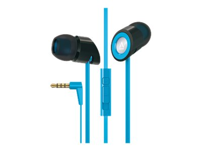 Creative Hitz MA350 Headset in-ear wired noise isolating black, blue