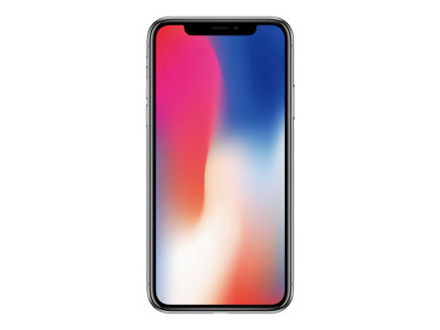 Apple iPhone X 5.8' 64GB 4G Sølv