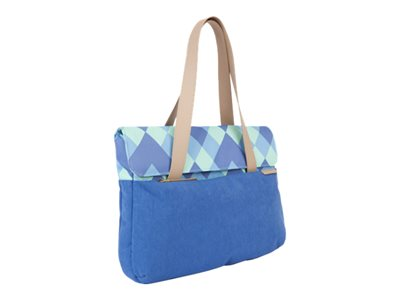 STM Grace Deluxe Notebook carrying case 13INCH blue diamonds