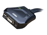 ATEN CS22D - KVM-Switch