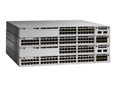 Cisco Catalyst 9300L - Network Essentials - switch - 48 ports -  rack-mountable
