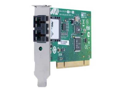 Allied Telesis AT-2701FXA/SC - Netzwerkadapter - PCI Low-Profile - 10/100 Ethernet