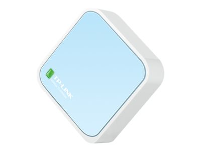 TP-Link TL-WR802N Wireless router 802.11b/g/n 2.4 GHz