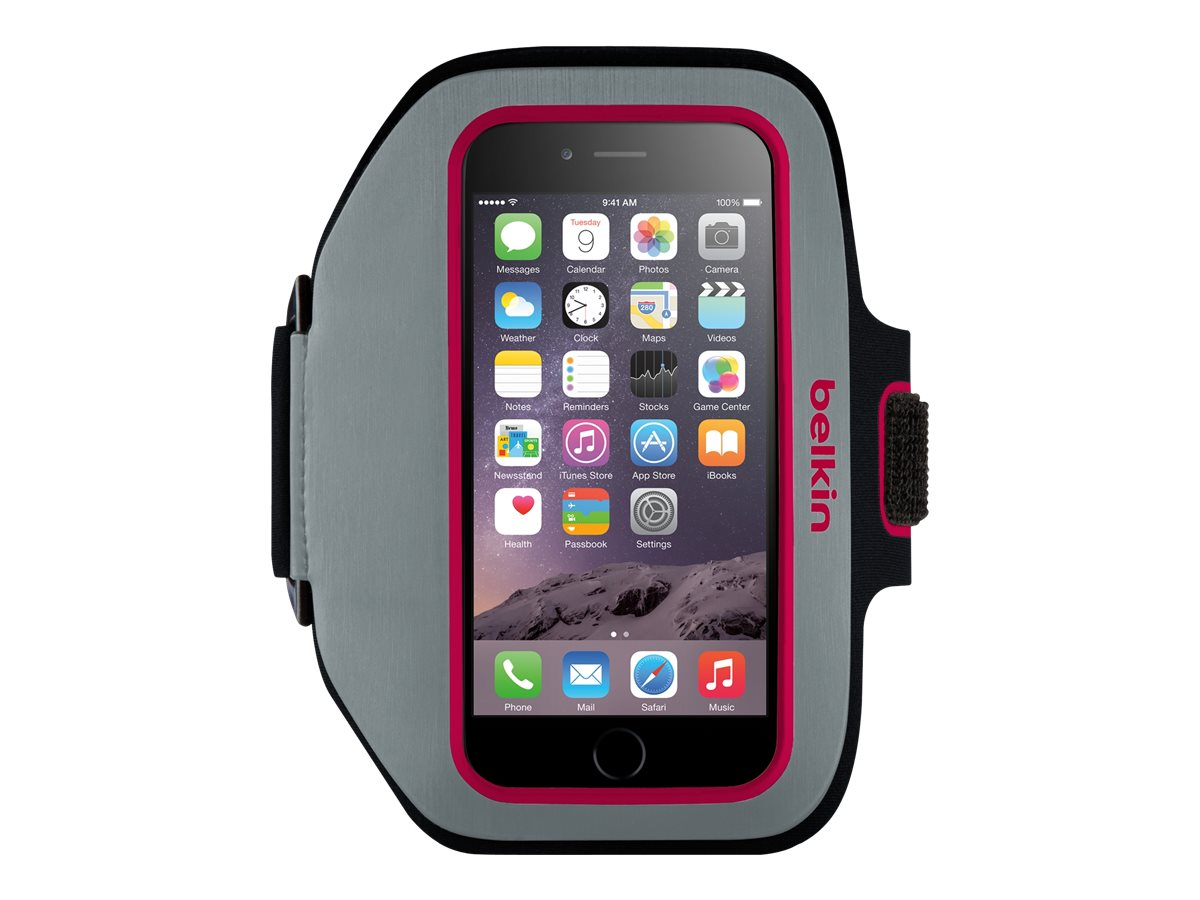 Belkin Sport-Fit Plus Armband - arm pack for cell phone