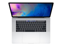 "Apple MacBook Pro with Touch Bar - Core i5 2.3 GHz - Apple macOS Mojave 10.14 - 8 Go RAM - 512 Go SSD - 13.3"" IPS 2560 x 1600 (WQXGA) - Iris Plus Graphics 655 - Wi-Fi, Bluetooth - argent - kbd : AZERTY"