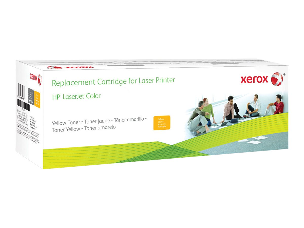 Xerox - yellow - drum kit (alternative for: HP 824A, HP CB386A)
