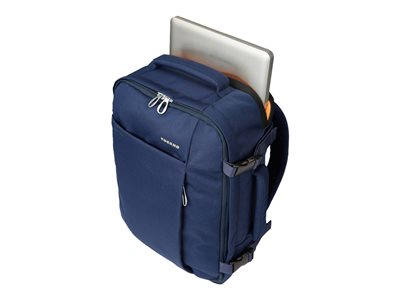 Tucano Travel TUGÒ MEDIUM Notebook carrying backpack 15INCH blue