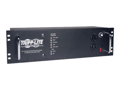 Tripp Lite 2400W Rackmount Line Conditioner w/ AVR / Surge Protection 120V 20A 60Hz 14 Outlet 12ft