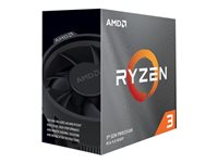 AMD CPU Ryzen 3 3100 3.6GHz Quad-Core  AM4