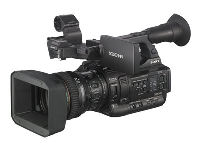 Sony XDCAM PXW-X200 Camcorder 1080p 17x optical zoom Fujinon flash card Wi-F