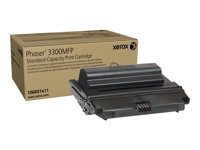 Image of Xerox Phaser 3300MFP - black - original - toner cartridge