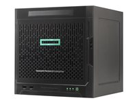 HPE ProLiant MicroServer Gen10 Entry Server ultra micro tower 1-way