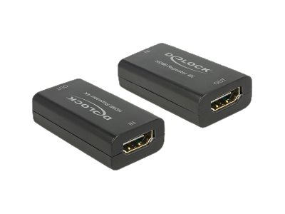 DeLOCK HDMI Repeater - Video/audio ekspander - op til 30 m