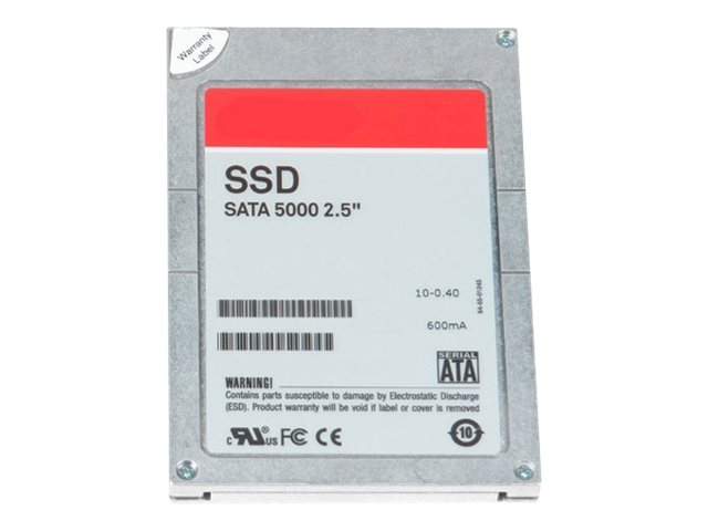 Dell - Solid-State-Disk - 120 GB - Hot-Swap - 2.5