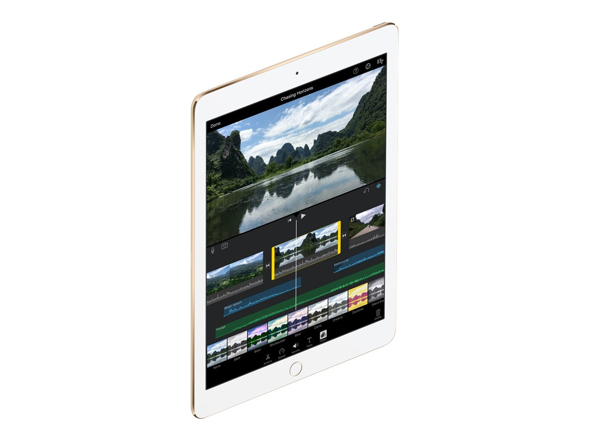 """Apple 12.9-inch iPad Pro Wi-Fi + Cellular - Tablette - 64 Go - 12.9"""" IPS (2732 x 2048) - 4G - LTE - or"""