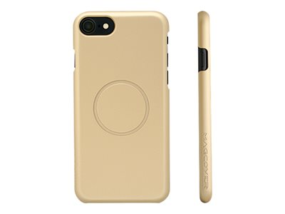 MagCover Beskyttelsescover Polykarbonat Guld  iPhone 7 For iPhone 7