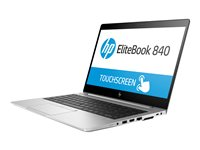 HP EliteBook 840 G5 Healthcare Core i7 8650U / 1.9 GHz Win 10 Pro 64-bit 16 GB RAM  image