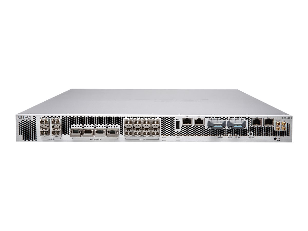 Juniper Networks SRX4600 Services Gateway - security appliance