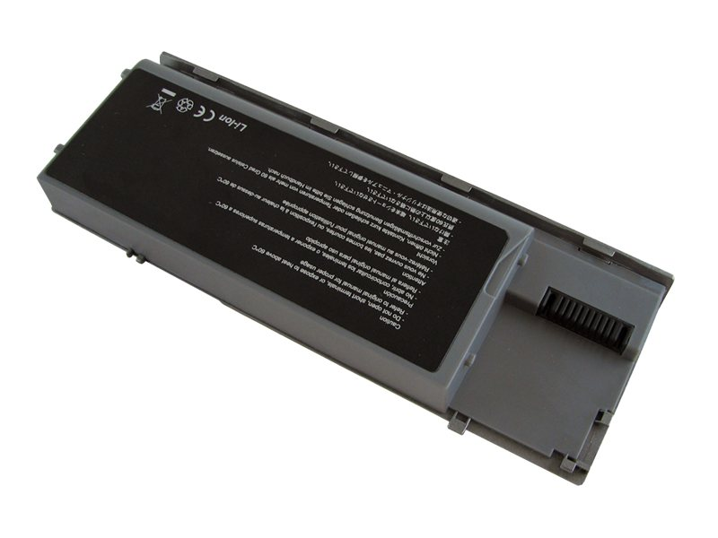 V7 - Laptop-Batterie - 1 x Lithium-Ionen 5000 mAh - für Dell Latitude ATG D620, D620, D630, D631; Precision Mobile Workstation M2300