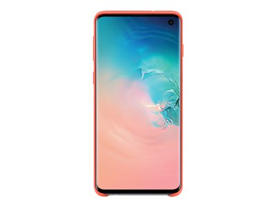 Samsung Silicone Cover EF-PG973 - baksidedeksel for Samsung Galaxy S10